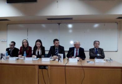 """Представљање књиге ,,Приватизација друштвених предузећа на Косову и Метохији под окриљем УНМИК администрације"""""""