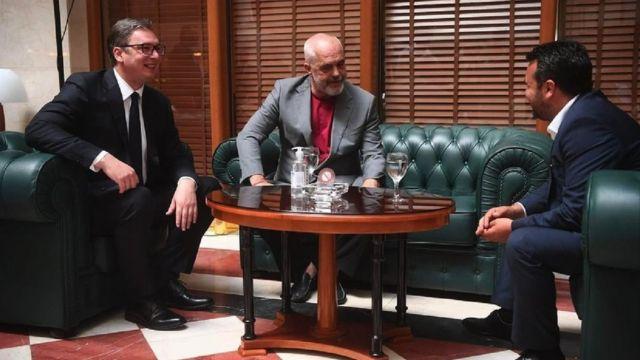 """Иницијатива """"Отворени Балкан"""" – српска заблуда и шанса за Велику Албанију – МИТАР КОВАЧ"""